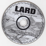 Lard - The Last Temptation Of Reid (CD, Album, RP) (VG+)