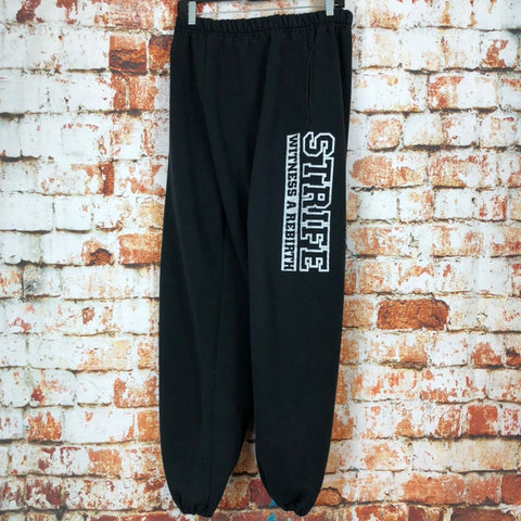 Strife, used sweatpants (XL)