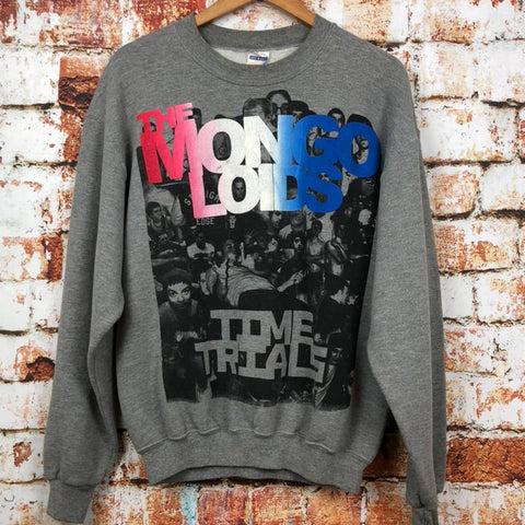 The Mongoloids, used sweatshirt (M)
