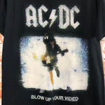 AC/DC, new band shirt (S)