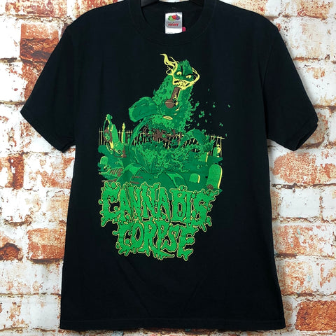 Cannabis Corpse, used band shirt (M)