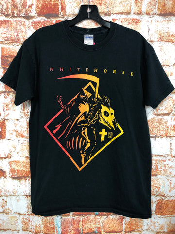 Whitehorse, used band shirt (M)