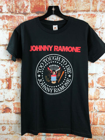 Johnny Ramone, new band shirt (S)