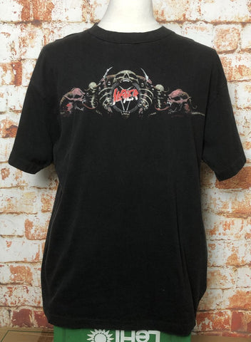 Slayer, vintage band shirt (XL)
