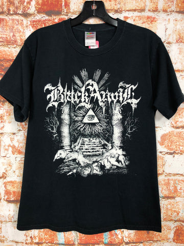 Black Anvil, used band shirt (M)