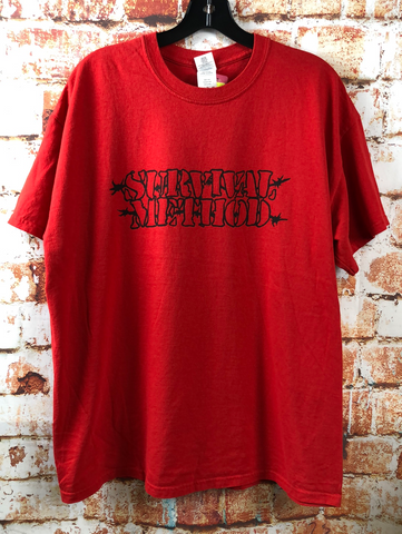 Survival Method, used band shirt (XL)