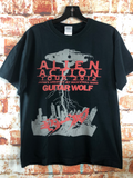 Guitar Wolf, used band shirt (M)