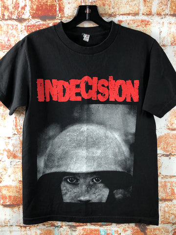 Indecision, used band shirt (S)
