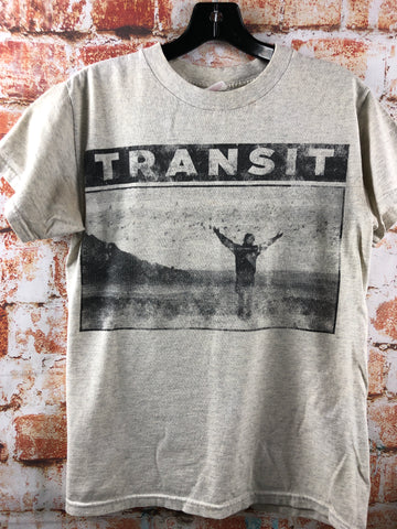 Transit, used band shirt (S)