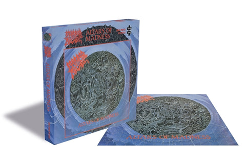 "Morbid Angel ""Altars Of Madness"" Rock Saws 500 Piece Jigsaw Puzzle"