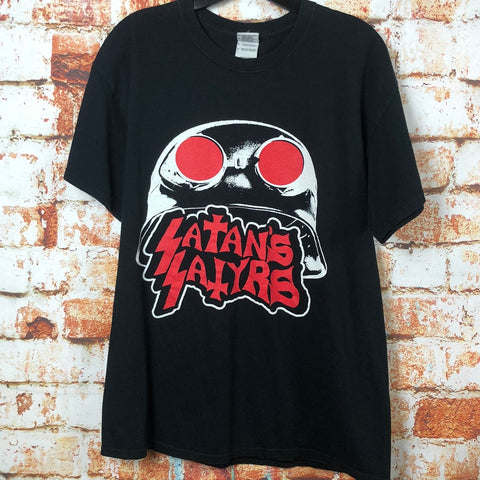 Satan's Satyrs, used band shirt (L)