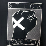 Stick Together, used band shirt (S)