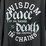 Wisdom in Chains, used band shirt (2XL)