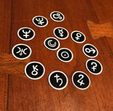 Planetary Magnet Sets