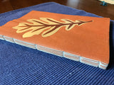 Hand Bound Journal - OAK