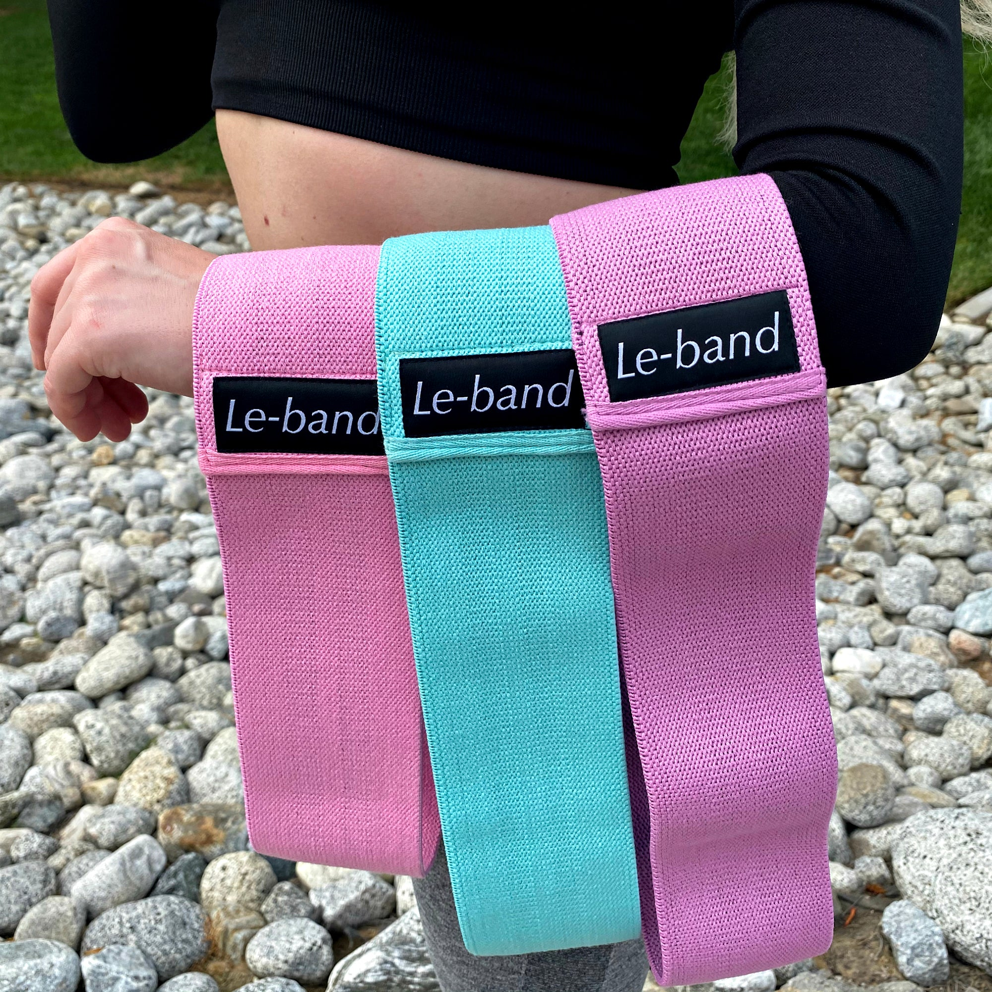 Resistance Bands Set of 3