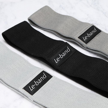 Load image into Gallery viewer, Resistance Bands Set of 3 in Gray