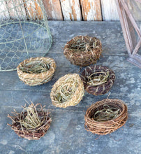 Load image into Gallery viewer, Bird Nest Collection Set of 6
