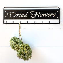 Load image into Gallery viewer, Dried Flowers Metal Hanging Rack
