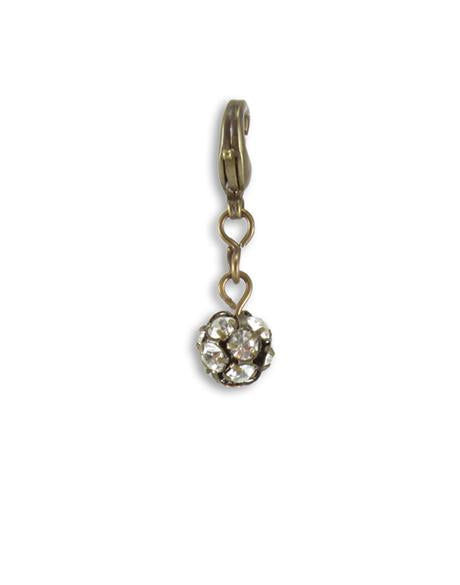8mm Crystal Gypsy Bauble