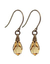 Amber - Jewel Drop Earrings