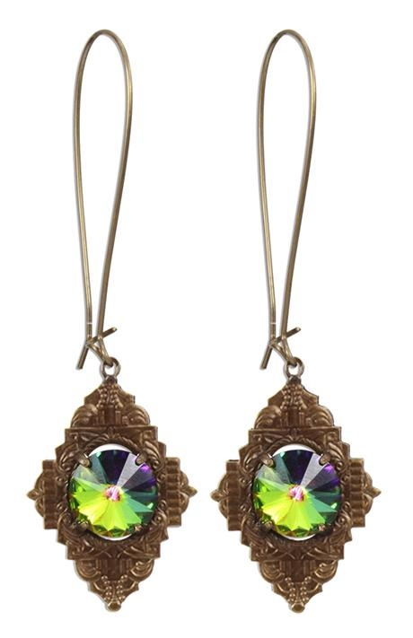 Become - Amulet Revelation Earrings