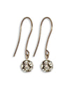 Crystal Gypsy Ball Earrings