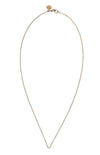 FINE CABLE NECKLACE - 24""