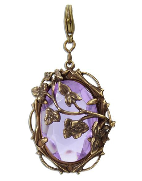 Lavender Climbing Vines - Adorned Jewel