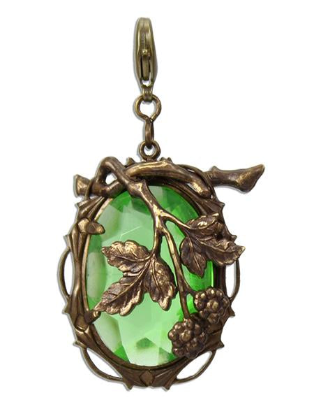 Peridot Blossoming Branch  - Adorned Jewel