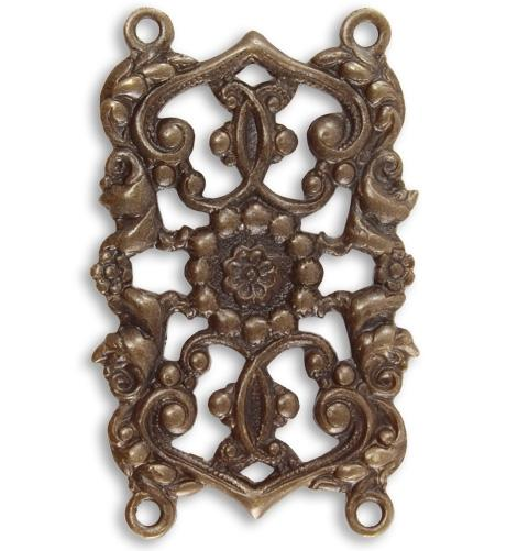 41x25mm Filigree Base (8 pcs)