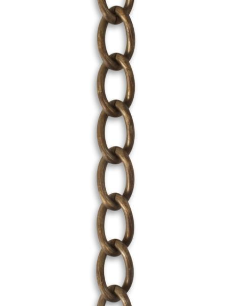 6.3x10.7mm Large Curb Chain