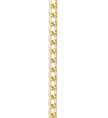 Vogue 3.3mm Curb Chain (4 ft)