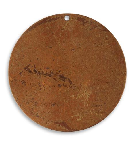 33.5mm Large Circle Blank - Artisan Copper (18 pcs)