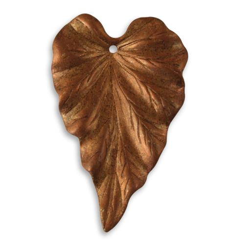 38x23mm Woodland Leaf (12 pcs)