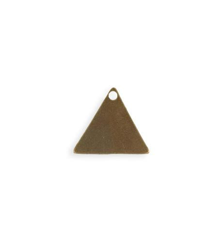 14mm Triangle Blank (42 pcs)