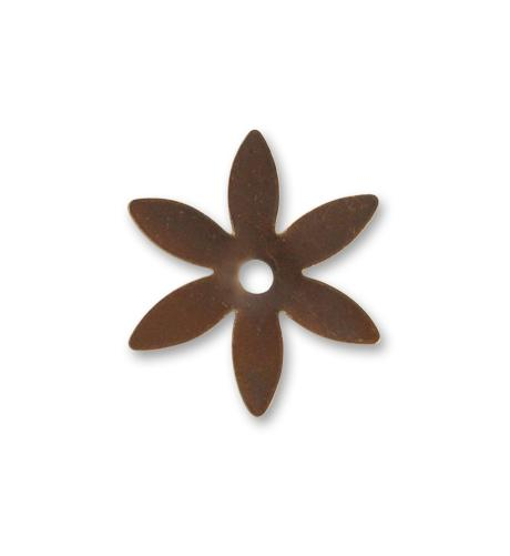 19mm Six Petal Cut Out (36 pcs)