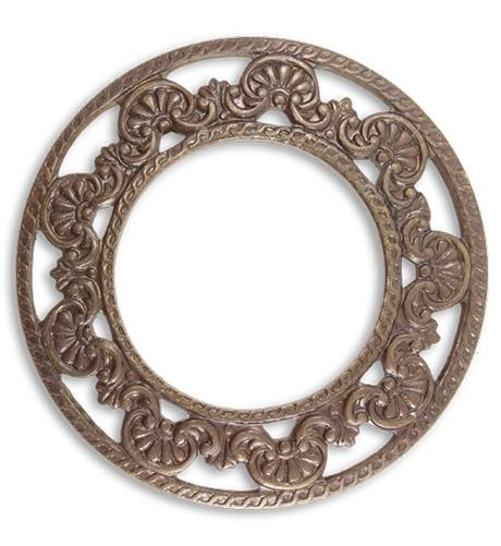 45mm Domed Scrollwork Layering Window (8 pcs)