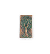 22x12mm Grow Strong [Green Girl Studios] - Copper Verdigris (1pc)