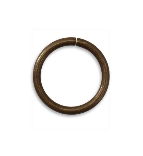 20mm Smooth 11ga Jump Ring (26 pcs/pkg)