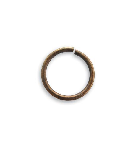 15mm Smooth 15ga Jump Ring (72 pcs/pkg)