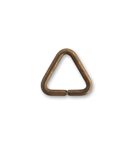 14.5mm Smooth Triangle 12ga Jump Ring (56 pcs/pkg)