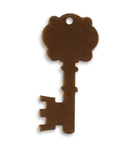 35x16mm Fancy Key (32 pcs)