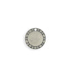15mm Diamond Circle Blank (8 pcs)