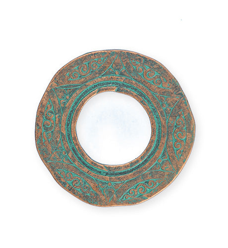 35mm, Etruscan Ring, (3pcs)