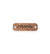 25x8mm, Courage - Copper Antique Plated (3pcs)