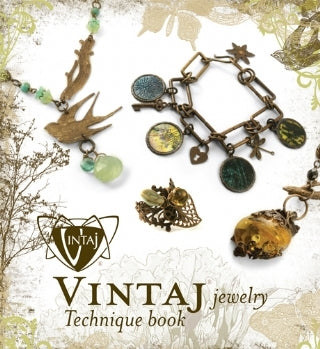 Vintaj Jewelry Technique Book (1 book)