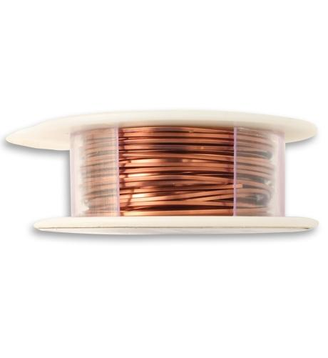 Artisan Copper Square Wire 21 GA (21 ft)