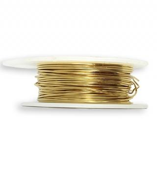 Vintaj Solid Brass Wire 20 GA (45 ft)