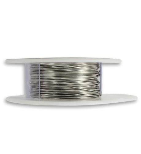 24 GA Artisan Pewter Wire (45 ft)
